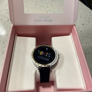 Kate Spade Scallop Stainless SmartWatch